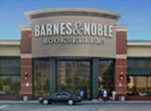 Barnes and Noble Bay Plaza